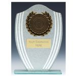 Glass Sparkle Trophy KB028